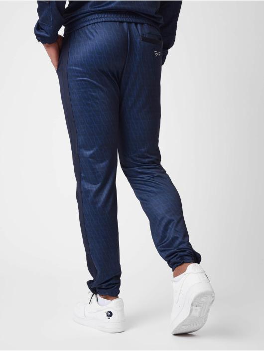 Project X Paris Pantalone ginnico Monogram print blu