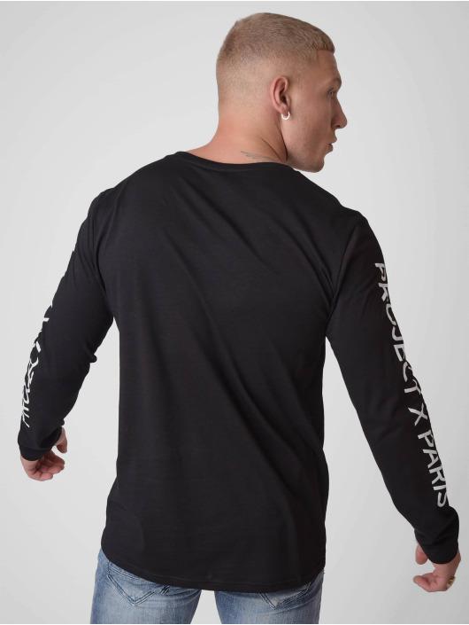 Project X Paris Pitkähihaiset paidat Basic musta
