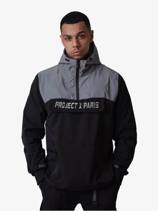 Project X Paris Prechodné vetrovky Reflective èierna