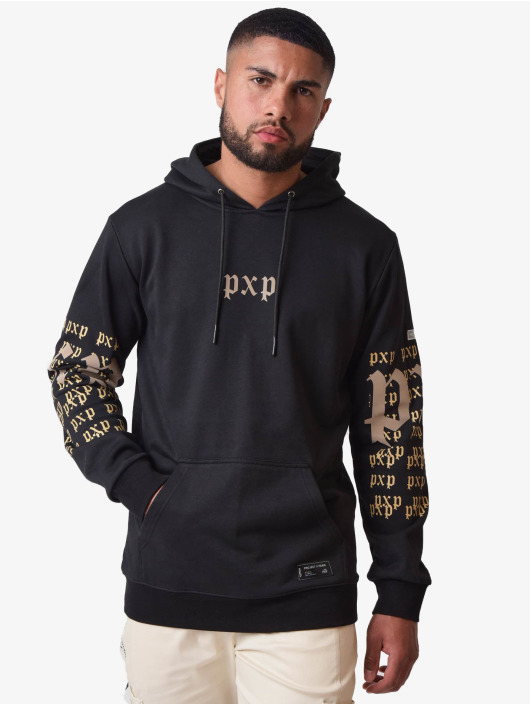 Project X Paris Pullover Gothic Reflective print black