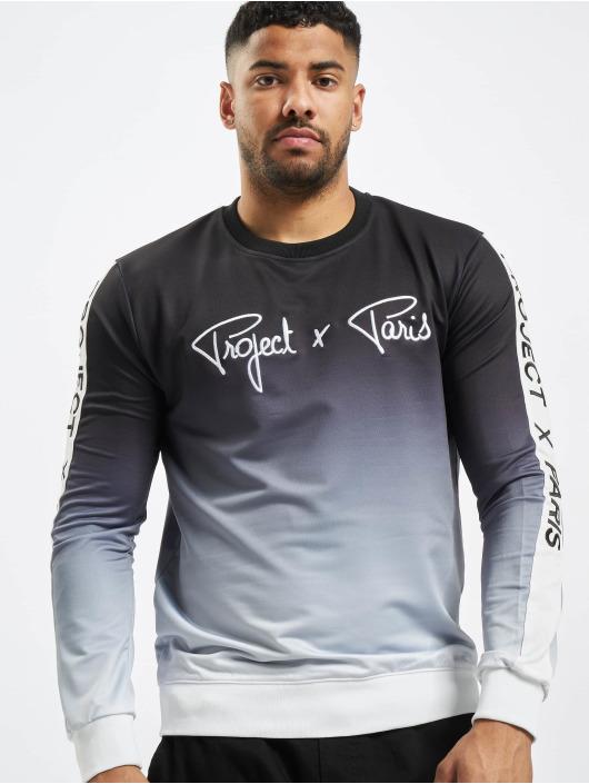 Project X Paris Pullover Gradient schwarz
