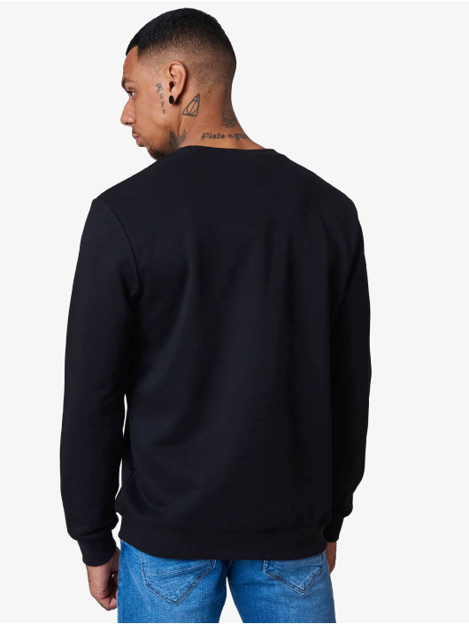 Project X Paris Pullover Basic embroidery logo schwarz