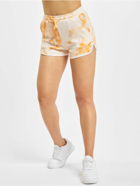 Project X Paris shorts Tie & Dye Sport oranje
