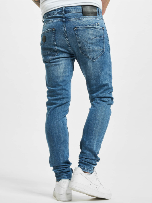 Project X Paris Skinny jeans Clair blauw