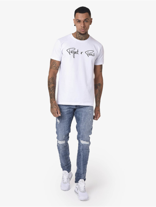 Project X Paris Skinny jeans Skinny blauw