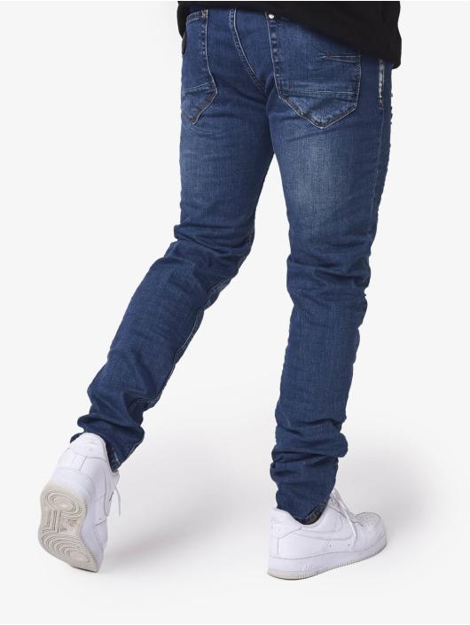 Project X Paris Slim Fit Jeans Slim blau
