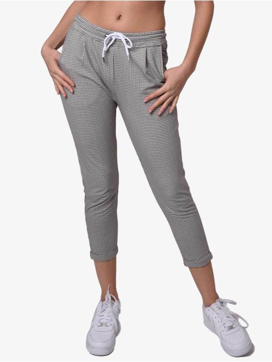 Project X Paris Spodnie do joggingu Roll Up bialy