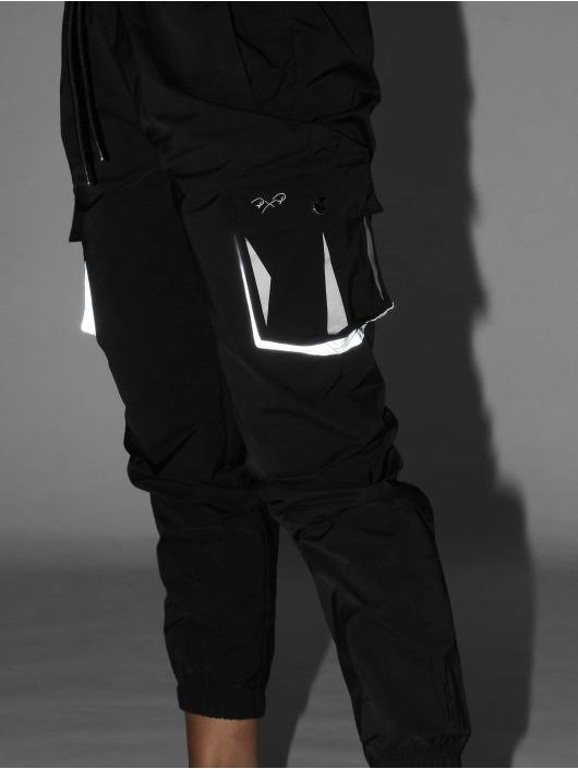 Project X Paris Spodnie do joggingu Oversize Pockets czarny