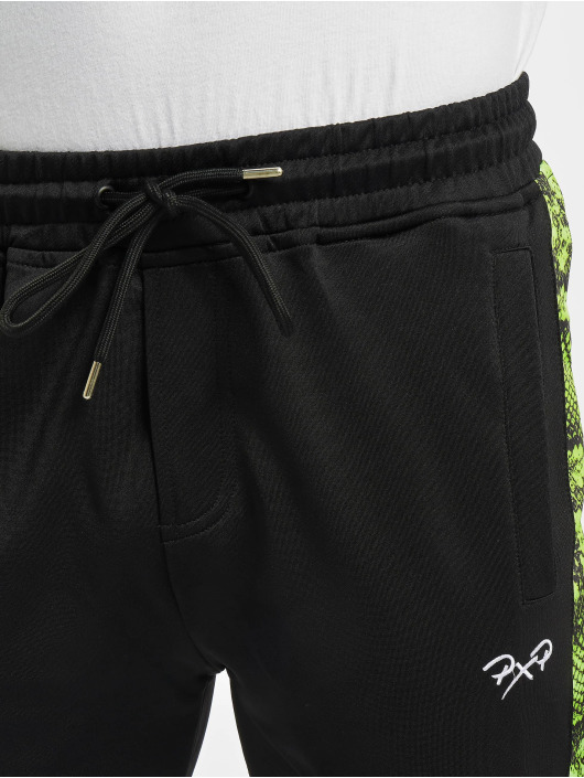 Project X Paris Spodnie do joggingu Snake czarny