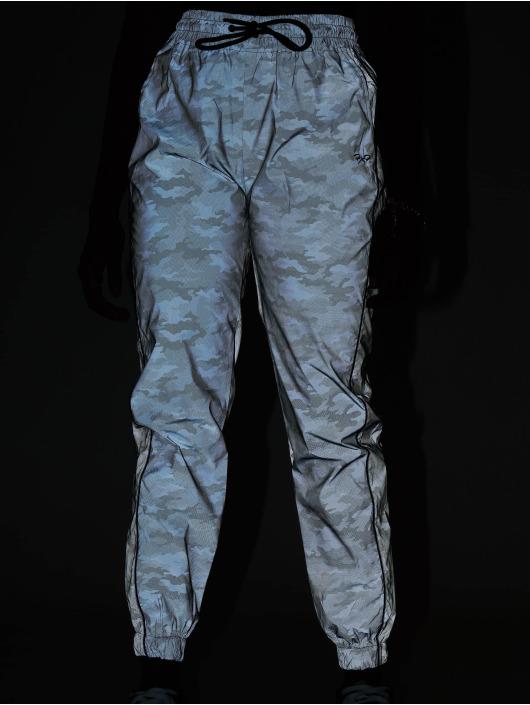Project X Paris Spodnie do joggingu Pixel camo reflective moro