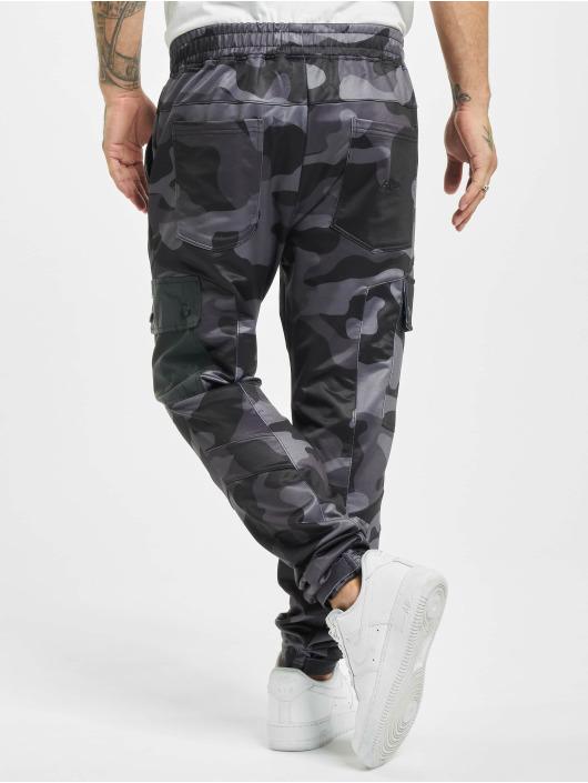 Project X Paris Spodnie do joggingu Camo moro