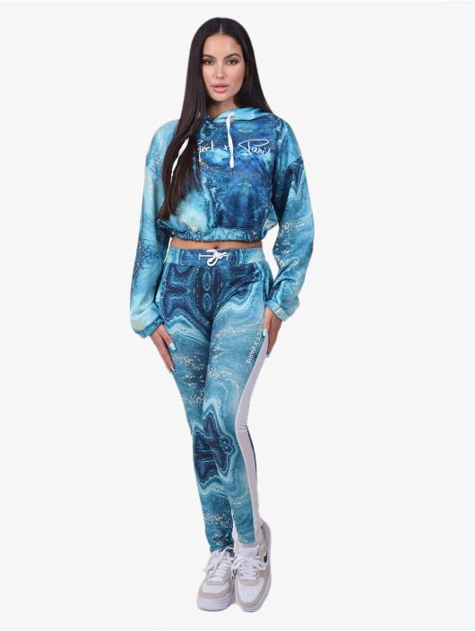 Project X Paris Spodnie do joggingu Liquid Gradient niebieski