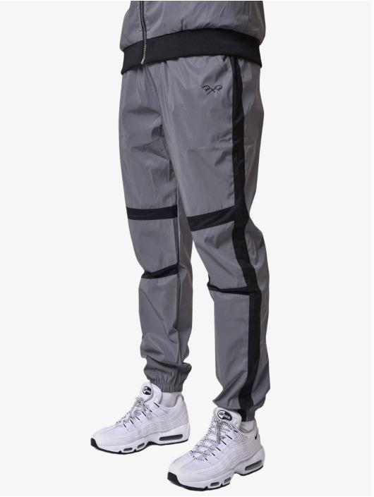 Project X Paris Spodnie do joggingu Reflective szary