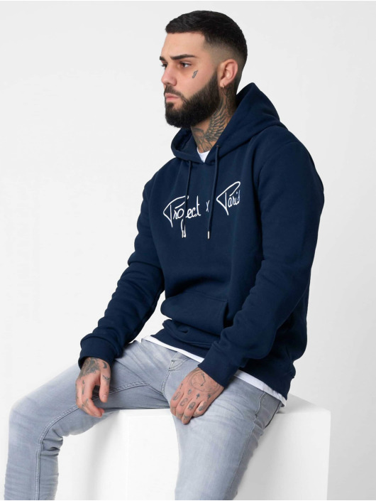 Project X Paris Sudadera Logo azul