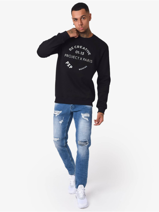 Project X Paris Sweat & Pull Relief Logo noir