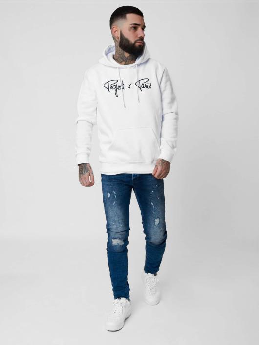 Project X Paris Sweat capuche Logo blanc