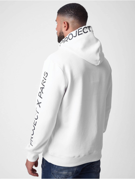 Project X Paris Sweat capuche Basic blanc