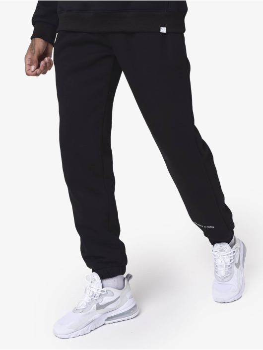 Project X Paris Sweat Pant Basic Fleece Jogger black