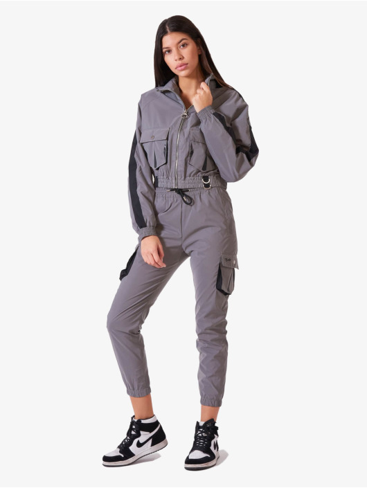 Project X Paris Sweat Pant Oversize Pockets gray
