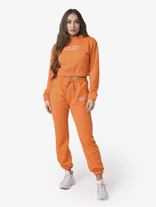 Project X Paris Sweat Pant  orange