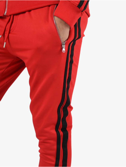 Project X Paris Sweat Pant Double-Striped red