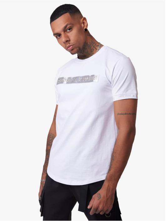 Project X Paris T-paidat Logo valkoinen