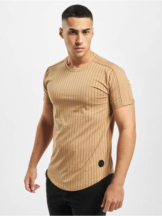 Project X Paris T-Shirt Striping beige