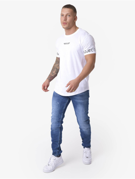 Project X Paris T-shirt Logo bianco
