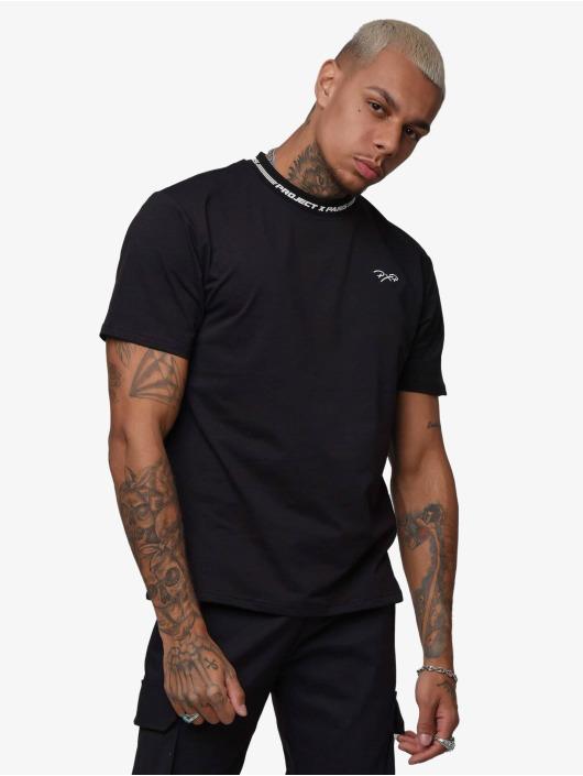 Project X Paris T-Shirt Contrast Logo black