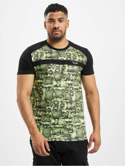 Project X Paris T-Shirt Snakeskin black