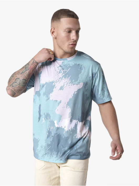 Project X Paris T-Shirt Painting Effect grau