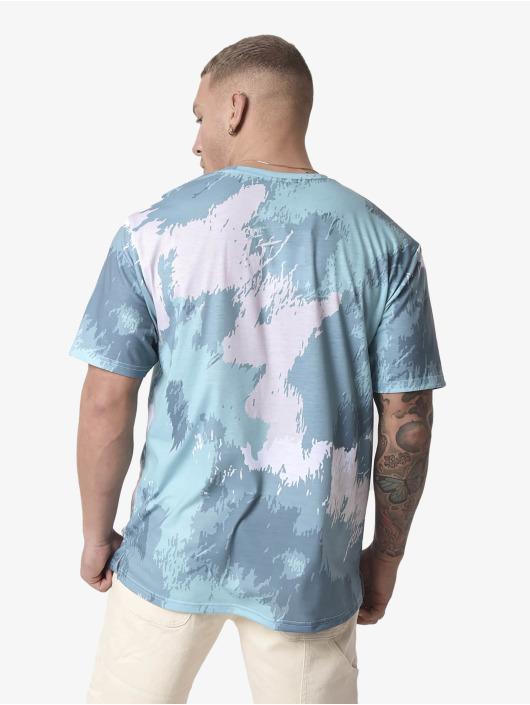 Project X Paris T-Shirt Painting Effect gris