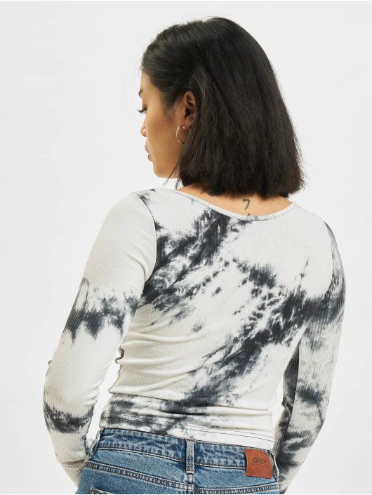 Project X Paris T-Shirt manches longues Basic Tie & Dye noir