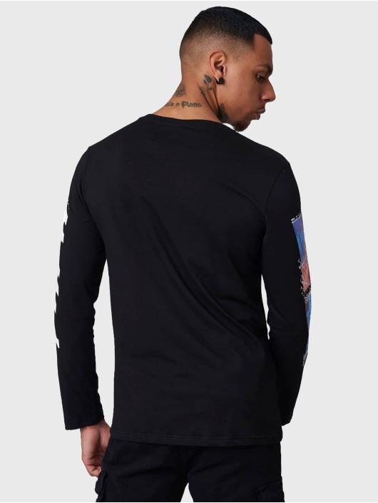 Project X Paris T-Shirt manches longues Tokyo Theme noir