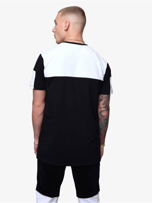Project X Paris T-shirt Color-Block nero