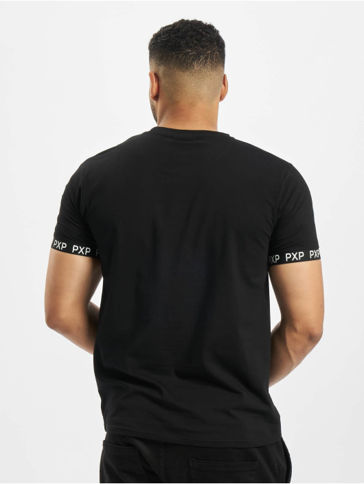 Project X Paris T-Shirt Reflective Track Shoulder noir