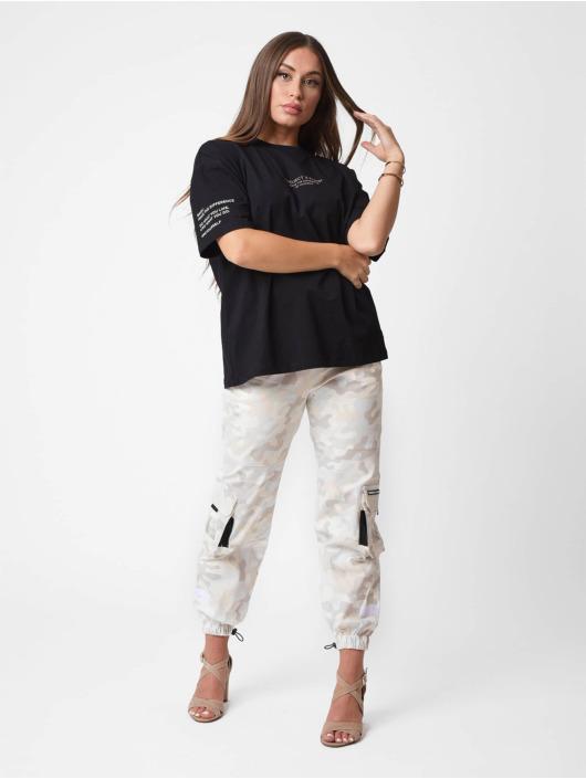 Project X Paris T-Shirt Reflect Script noir