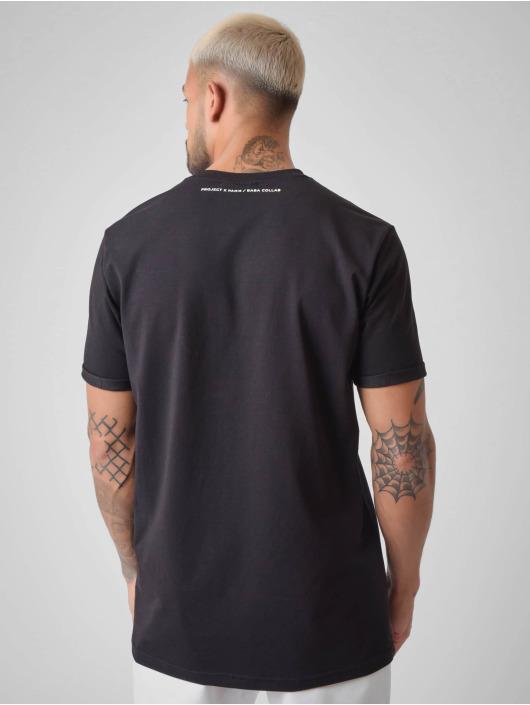 Project X Paris T-Shirt Baba Collab noir