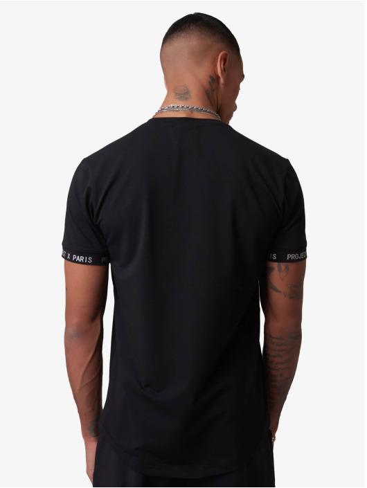 Project X Paris T-Shirt Logo schwarz