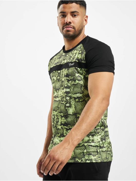 Project X Paris T-Shirt Snakeskin schwarz