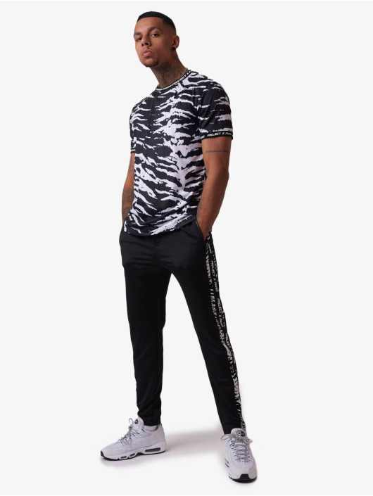 Project X Paris T-Shirt Zebra schwarz
