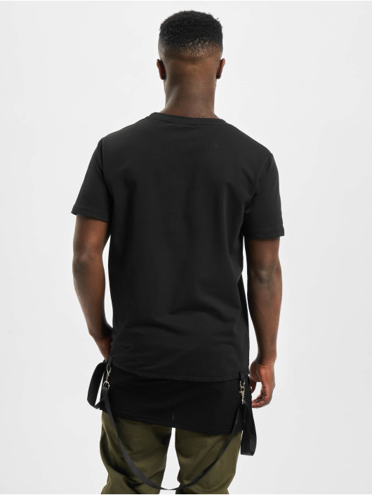 Project X Paris T-Shirt Mesh schwarz