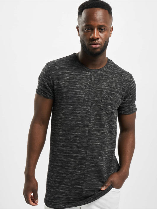 Project X Paris T-Shirt Pocket schwarz