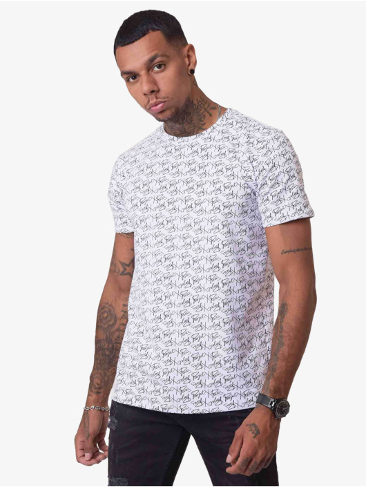 Project X Paris T-Shirt All-Over weiß