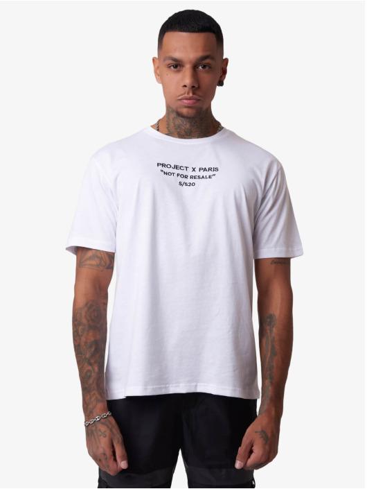 Project X Paris T-Shirt Not For Resale white