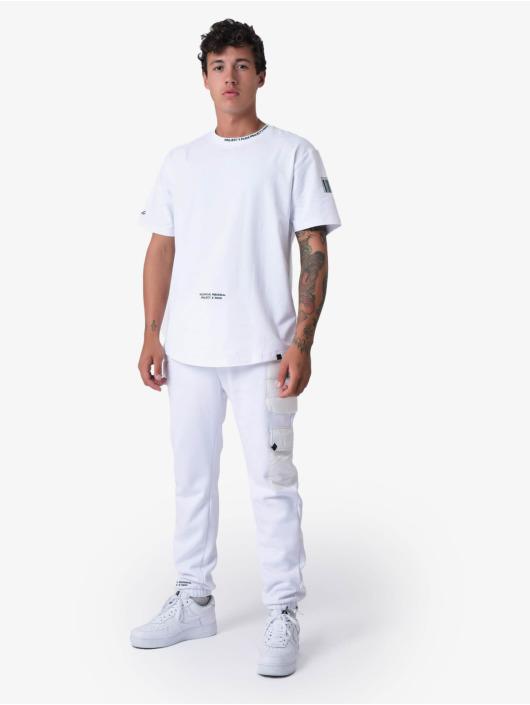 Project X Paris T-Shirt Project X Paris Embroidery Logo Loose white