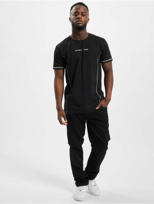 Project X Paris t-shirt Gradient zwart