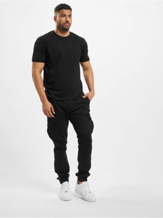 Project X Paris t-shirt Orange Label Basic zwart