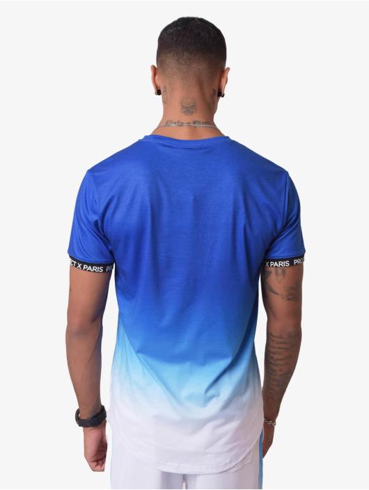 Project X Paris T-shirts Gradient Summer blå