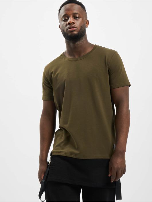 Project X Paris T-shirts Mesh khaki